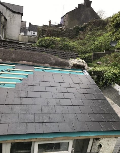 Slate and Tiled Roof Repair Bristol