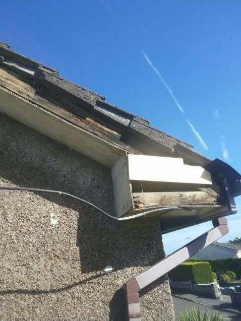 Skin Beading Replacement Fascia and Soffit Repair in Bristol