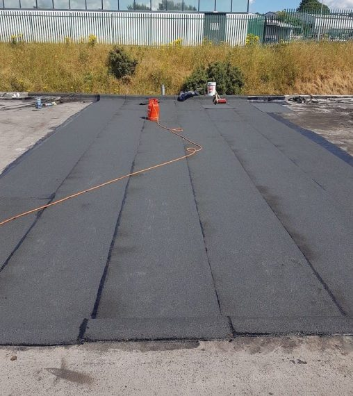 Commercial Factor Roofing Bristol
